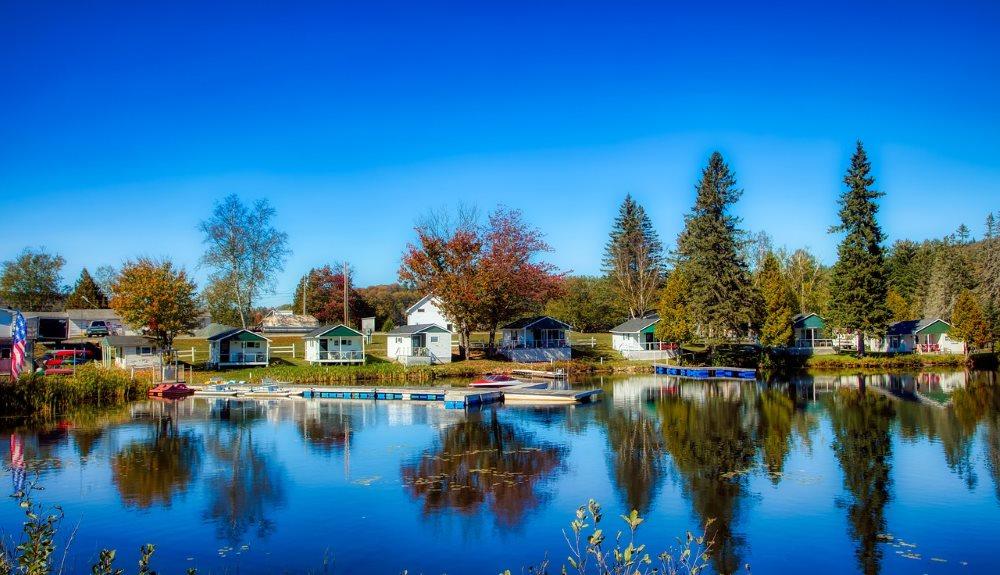 Najpiękniejsze miejsca na Mazurach - Ruciane-Nida