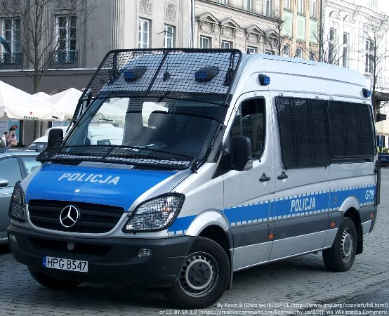 Policja Kędzierzyn Koźle: Darmowy bilet od Policji dla Leszka Drozda