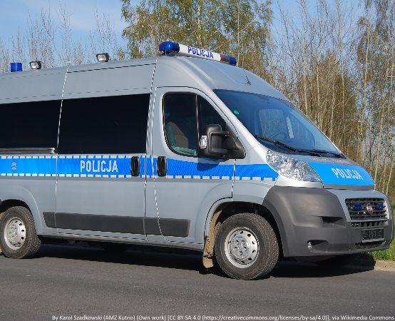 Policja Kędzierzyn Koźle: Pierwszaki odwiedziły komendę